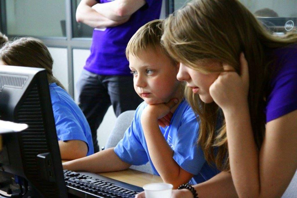 Devoxx4Kids Radomsko warsztaty informatyczne dla dzieci i młodzieży